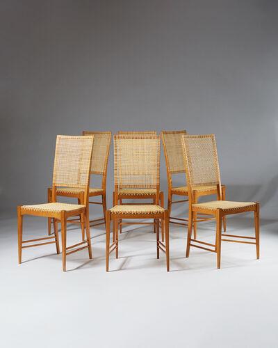 Erik Chambert, 'Poem chairs', 1953