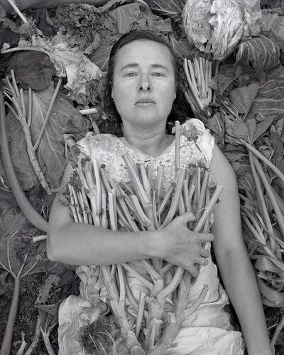 Agnieszka Sosnowska, 'Fall Harvest, Self Portrait', 2014