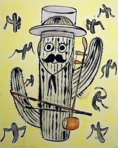 Nobuaki Takekawa, 'Mexican Ajeossi ', 2020