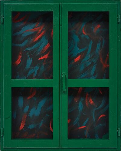 Tano Festa, 'Finestra', 1985