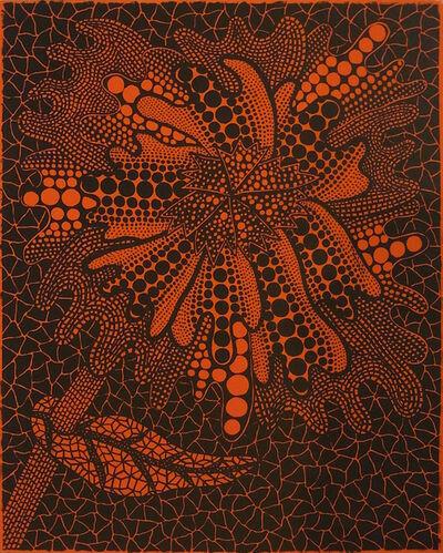 Yayoi Kusama, 'FLOWER (3)', 1992