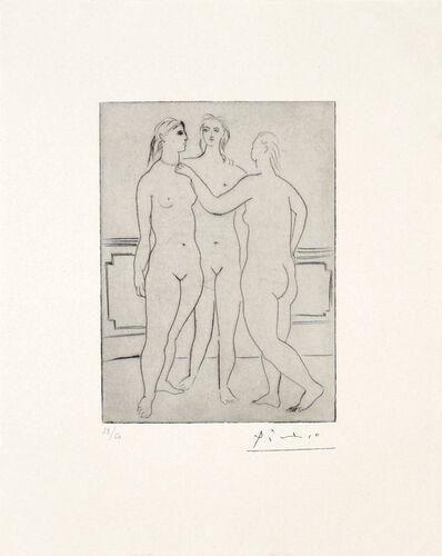 Pablo Picasso, 'Le Collier', 1923