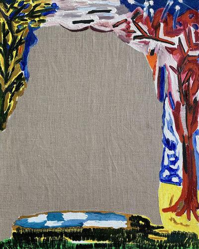 Alejandra Seeber, 'Bright Borders Landscap', 2019