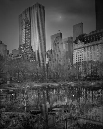 Michael Massaia, 'Half Moon - Pre-Dawn - Deep In A Dream - Central Park', 2009
