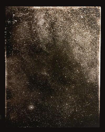 Linda Connor, 'October 13, 1893 (Starfield bright star lower left)', 2017