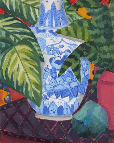 Anna Valdez, 'Blue Bird Vase Study', 2019