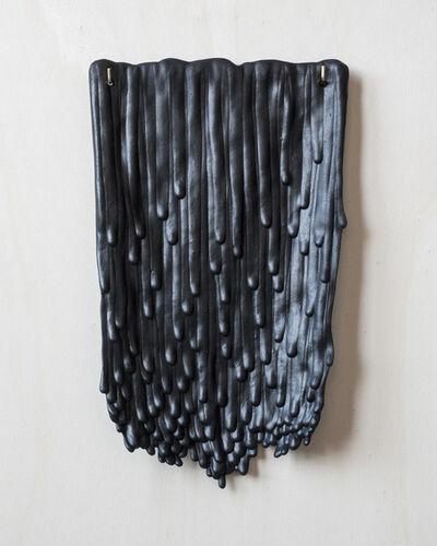 Cécile Bichon, 'Cascade Basaltique Noire', 2019