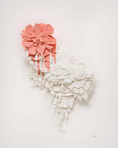 Joey Bates, 'Bleed in Pink', 2020