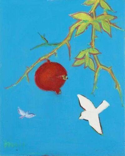 Zheng Zaidong, '窥花 Flower Series NO.11', 2017