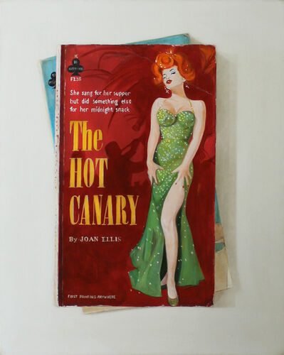 Holly Farrell, 'The Hot Canary', 2015