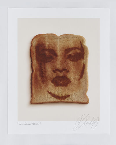 Blondey, 'RIHANNA 'Since Sliced Bread'', 2019