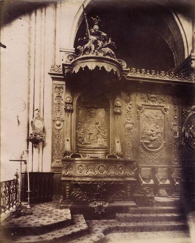 Eugène Atget, 'Notre Dame, Paris', 1906/1906