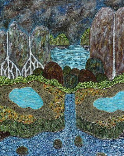 Hung Viet Nguyen, 'Sacred Landscape III #6', 2018