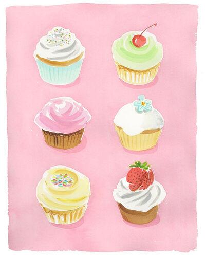 Caitlin McGauley, 'Cupcakes'