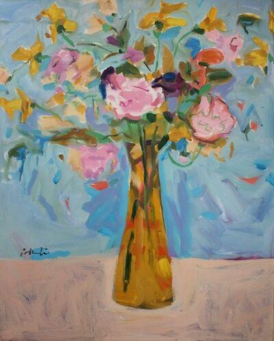Zygmund Jankowski, 'Pink Peonies', N/A