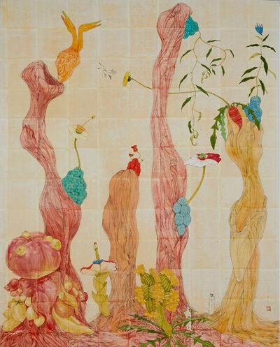 Mari Ito, 'Origen del deseo - El resultado del deseo', 2013