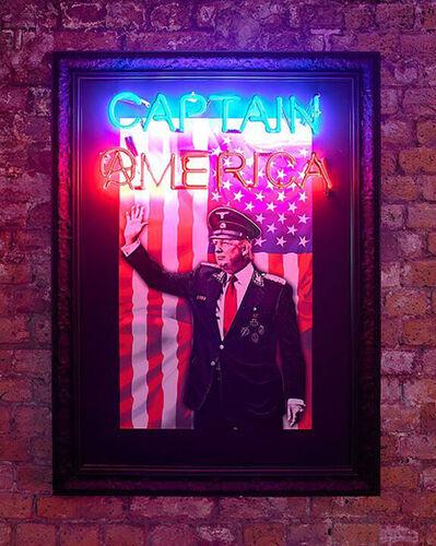 Mark Sloper, 'Captain America'