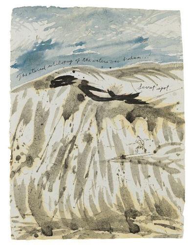 Raymond Pettibon, 'Untitled (The Eternal Soliloquy...)', 1997