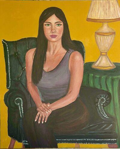 Hayam Elsayed, 'Gold of a Silence', 2019