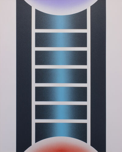 Raymond Jonson, 'Polymer No. 41', 1966