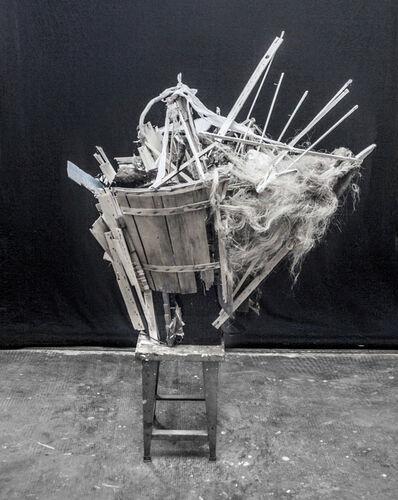 Michele Liuzzi, 'La camere da letto quella notte mi sembrò un vascello abbandonato.', 2019