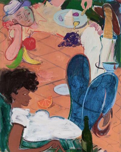 Jonathan Lux, 'St Mazie', 2016