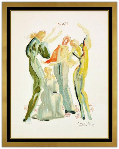 Salvador Dalí, 'La Danse', 1950-1969