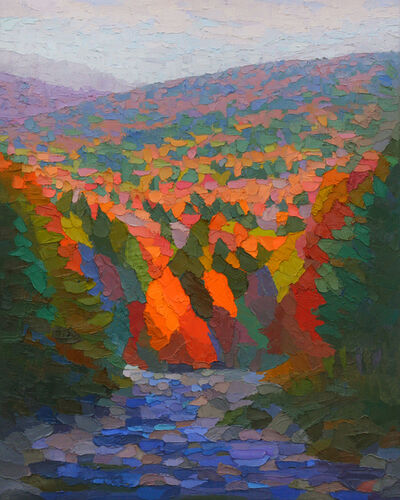 Brian Kiernan, 'Ellis River Pinkham Notch', ca. 2016