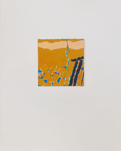 James Moore, 'Untitled III (gold)', ca. 1978