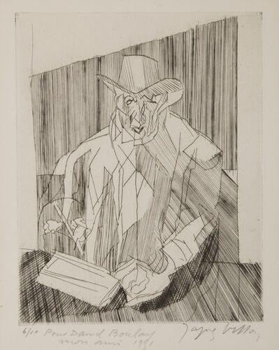 Jacques Villon, 'La Signature', 1951