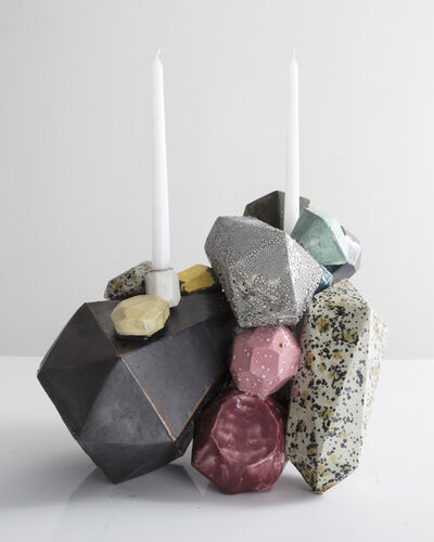 Kelly Lamb, 'Gem Cluster ', 2017