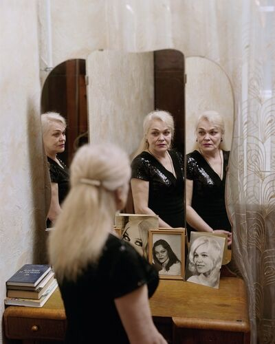 Alec Soth, 'Galina. Odessa', 2018