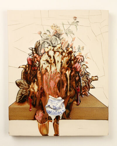 Dirk Staschke, 'Post Position', 2020