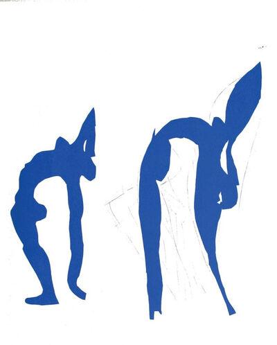 Henri Matisse, 'Acrobates', 1954