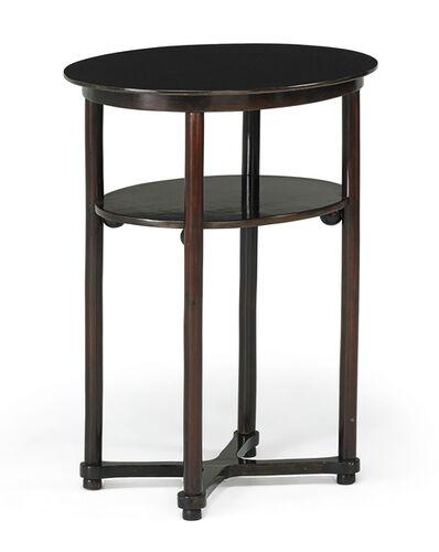 Josef Hoffmann, 'Josef Hoffmann For Fischel Tiered Occasional Table', ca. 1910