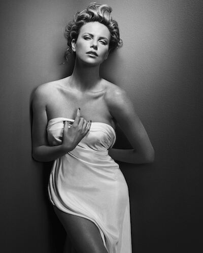 Vincent Peters, 'Charlize Theron, New York', 2008