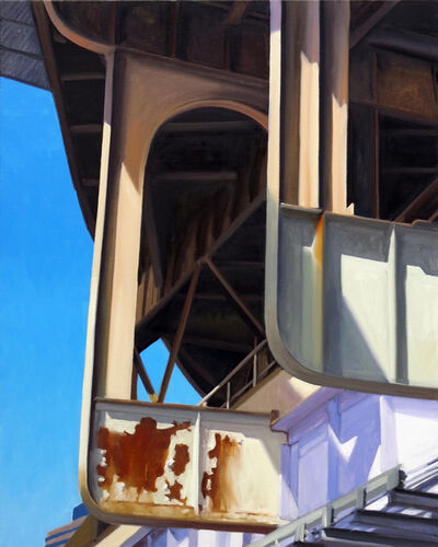 Stephen Magsig, 'Under the FDR', 2016