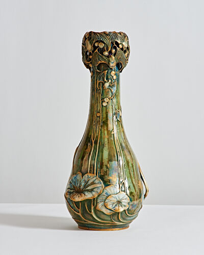 Amphora, 'Berry Bat Vase', ca. 1894