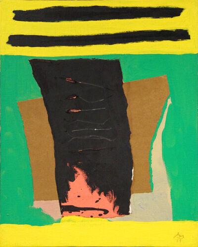 Robert Motherwell, 'Irish Book ', 1988