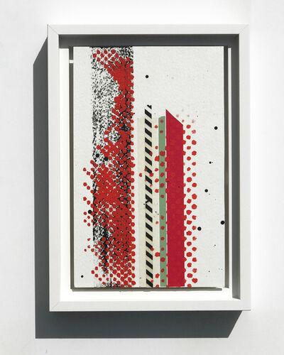 Nina Tichava, 'Towers, Study No.42', 2018
