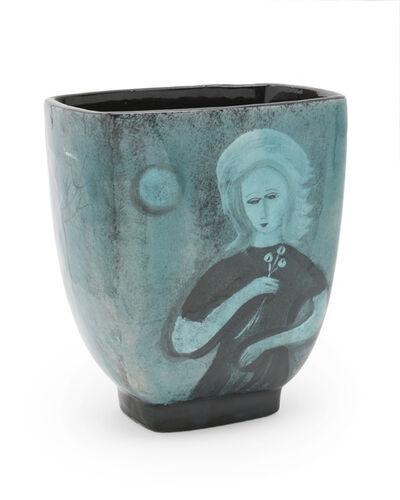 Polia Pillin, 'Figural vase'
