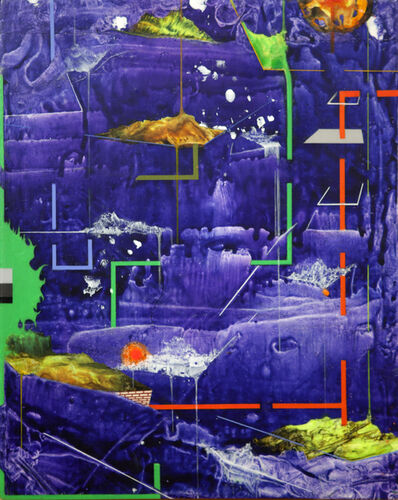 Linda Mieko Allen, 'Supernaturalis II', 2015