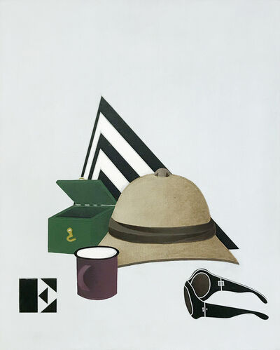 Emilio Tadini, 'Viaggio in Italia / I Travel to Italy', 1971