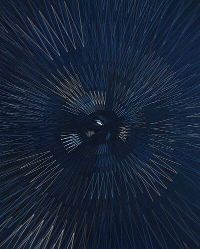 James Nizam, 'Drawing with Starlight (Radiant)', 2019