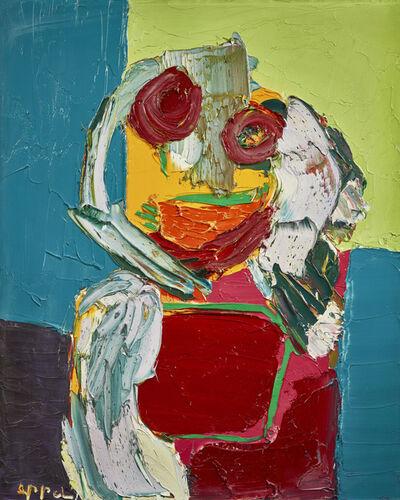 Karel Appel, 'Femme', 1969