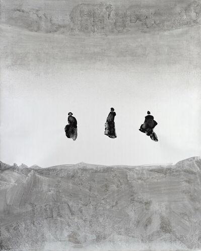 Gao Xingjian 高行健, 'Dancers 舞者', 2015