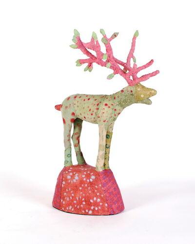 Sadie Brockbank, 'Dawn Antlers'