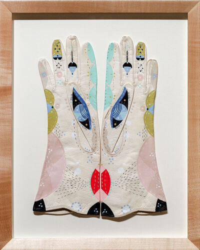 Bunnie Reiss, 'Cosmic Animal Gloves VIII', 2017