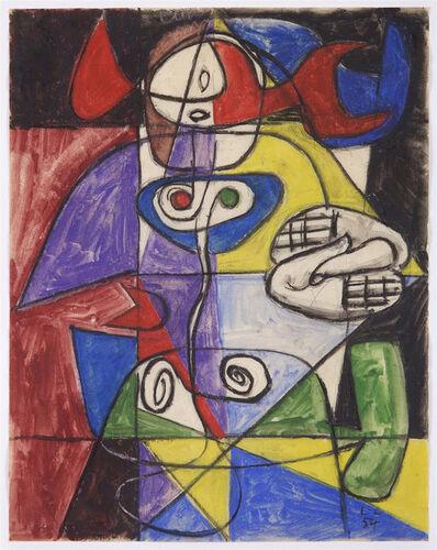 Le Corbusier, 'Taureau', 1954