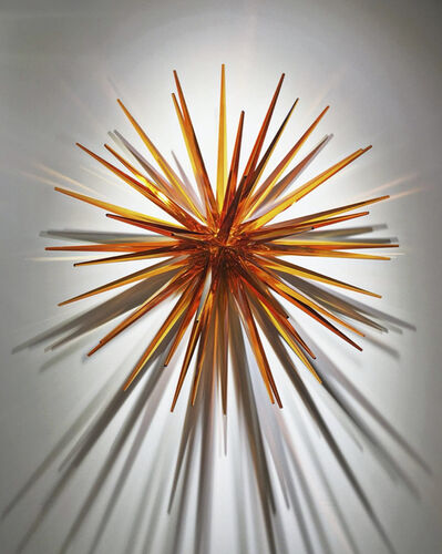 Norman Mooney, 'Orange Star No 1', 2018